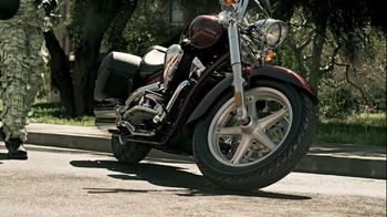 GEICO Motorcycle Insurance TV Spot, 'Money Man' - Thumbnail 1