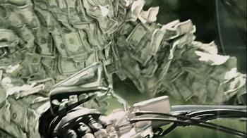 GEICO Motorcycle Insurance TV Spot, 'Money Man' - Thumbnail 4
