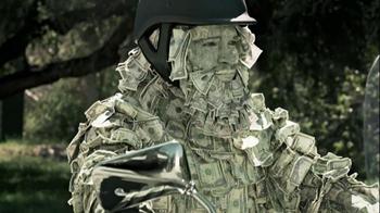GEICO Motorcycle Insurance TV Spot, 'Money Man' - Thumbnail 5