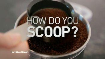 Hamilton Beach The Scoop TV Spot, 'How Do You Scoop'