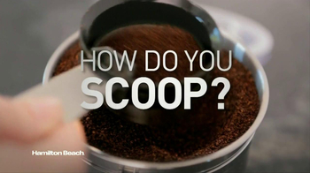 Hamilton Beach The Scoop TV Spot, 'How Do You Scoop'  - Thumbnail 1