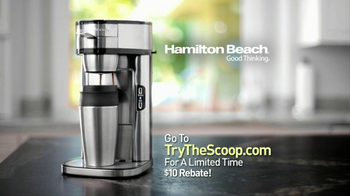 Hamilton Beach The Scoop TV Spot, 'How Do You Scoop'  - Thumbnail 9