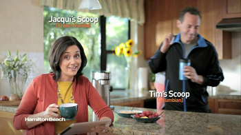 Hamilton Beach The Scoop TV Spot, 'How Do You Scoop'  - Thumbnail 2