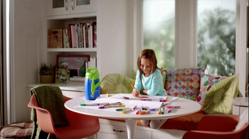 Crayola Marker Airbrush TV Spot, 'A Cool New Way' - Thumbnail 1