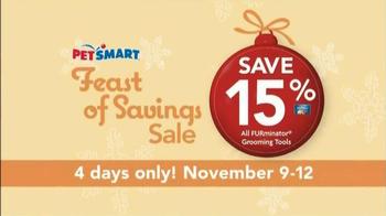 PetSmart Feast of Savings TV Spot  - Thumbnail 4
