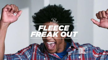 Kmart TV Spot, 'The Fleece Freak Out' - 1166 commercial airings