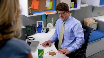 Subway Steak & Bacon Melt TV Spot, 'Office How Could You' - Thumbnail 2