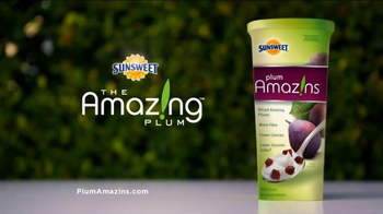 Sunsweet Plum Amazins TV Spot, \'What do you Think\'