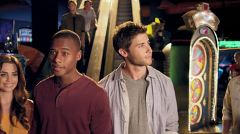 Dave and Buster's TV Spot, 'Holiday Party' - Thumbnail 3