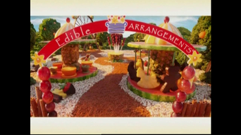 Edible Arrangements Harvest Celebration TV Spot  - Thumbnail 1