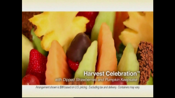 Edible Arrangements Harvest Celebration TV Spot
