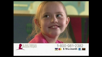 St. Jude Children's Research Hospital TV Spot, 'Hudson River' - Thumbnail 10