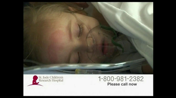 St. Jude Children's Research Hospital TV Spot, 'Hudson River' - Thumbnail 4