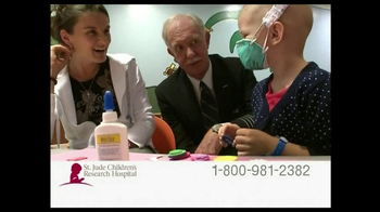 St. Jude Children's Research Hospital TV Spot, 'Hudson River' - Thumbnail 9