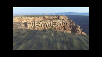 TracFone The Big Easy TV Spot, 'Everywhereness Mountain' - Thumbnail 1