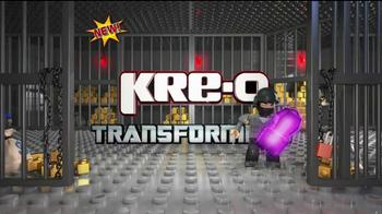 Kre-O Transformers TV Spot, 'MegaTron vs Optimus Prime Battle for Energon' - Thumbnail 1