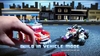 Kre-O Transformers TV Spot, 'MegaTron vs Optimus Prime Battle for Energon' - Thumbnail 7