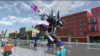 Kre-O Transformers TV Spot, 'MegaTron vs Optimus Prime Battle for Energon' - Thumbnail 8