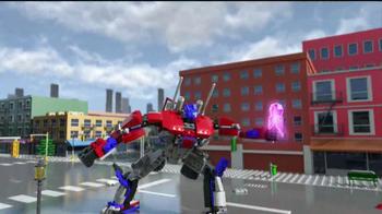 Kre-O Transformers TV Spot, 'MegaTron vs Optimus Prime Battle for Energon' - Thumbnail 9