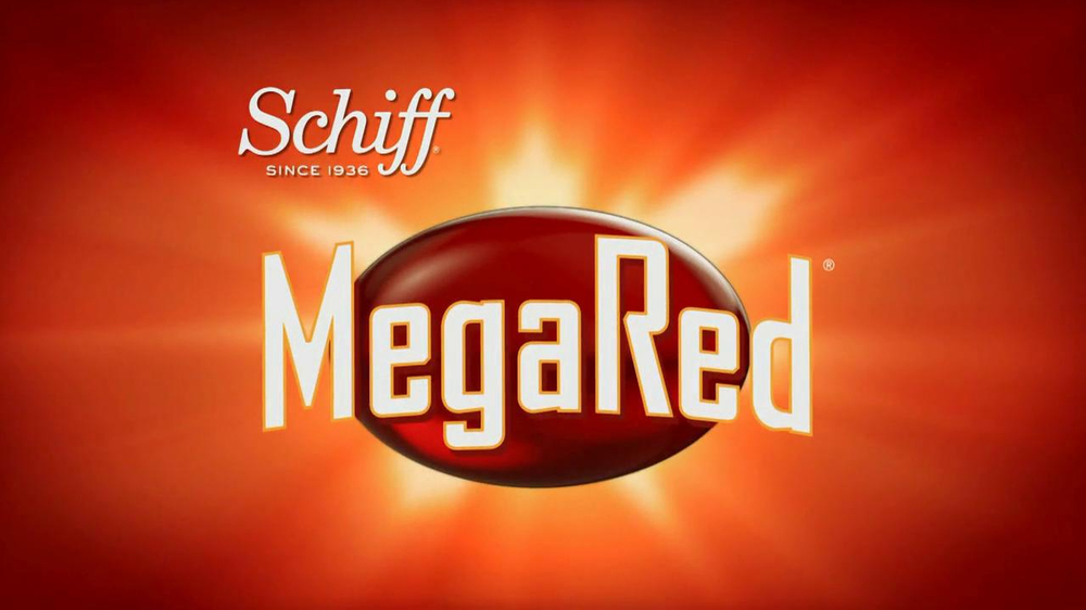 Mega red krill oil and joint care tv commercial for Megared vs fish oil