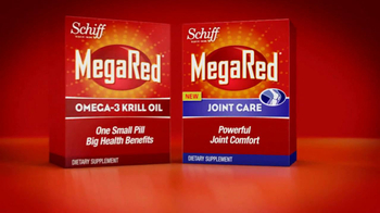 Mega Red Krill Oil and Joint Care TV Spot  - Thumbnail 8