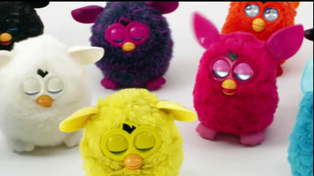 Furby TV Spot, 'How Do You Play?' - Thumbnail 9