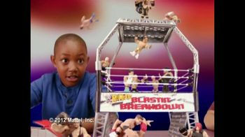 WWE Rumblers Blastin' Breakdown TV Spot