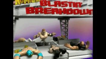 WWE Rumblers Blastin' Breakdown TV Spot  - Thumbnail 9