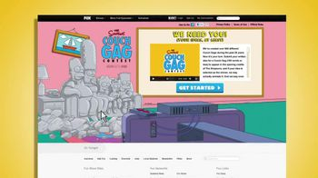 Simpsons Couch Gag Contest thumbnail
