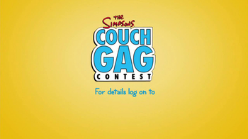 Simpsons Couch Gag Contest TV Spot  - Thumbnail 8