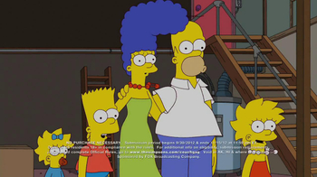 Simpsons Couch Gag Contest TV Spot  - Thumbnail 7