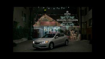 Acura Season of Reason Sales Event TV Spot, 'Mechanical Santa' - Thumbnail 8