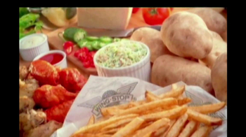 Wingstop TV Spot, 'Cravings' Featuring Troy Aikman - Thumbnail 2
