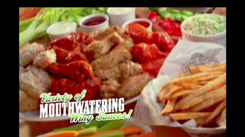 Wingstop TV Spot, 'Cravings' Featuring Troy Aikman - Thumbnail 3