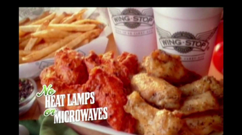 Wingstop TV Spot, 'Cravings' Featuring Troy Aikman - Thumbnail 8