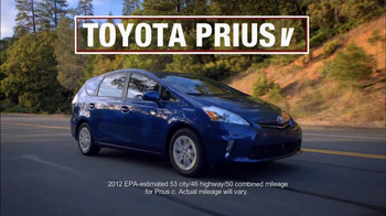 Toyota Prius TV Spot, 'Game Changers' - Thumbnail 4