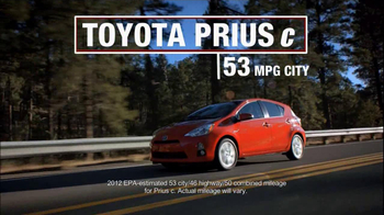 Toyota Prius TV Spot, 'Game Changers' - Thumbnail 5