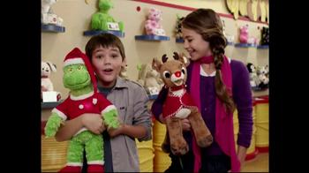 Build-A-Bear Workshop TV Spot, \'Holiday Friends\'