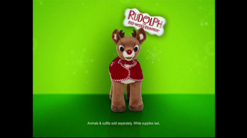 Build-A-Bear Workshop TV Spot, 'Holiday Friends' - Thumbnail 6