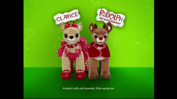 Build-A-Bear Workshop TV Spot, 'Holiday Friends' - Thumbnail 7