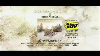 Soundgarden King Animal TV Spot