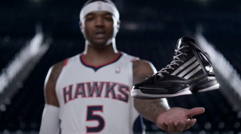 adidas Adizero Ghost TV Spot, 'Hopes Are Heavy' Featuring Josh Smith - Thumbnail 4