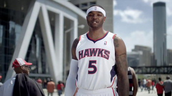 adidas Adizero Ghost TV Spot, 'Hopes Are Heavy' Featuring Josh Smith - Thumbnail 3