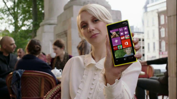 Microsoft Windows Phone TV Spot, 'Reinvented Around You' - Thumbnail 7
