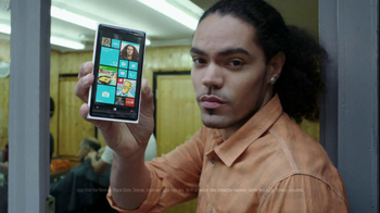 Microsoft Windows Phone TV Spot, 'Reinvented Around You' - Thumbnail 8
