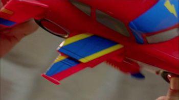 Lightning McQueen Hawk TV Spot