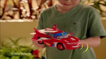 Lightning McQueen Hawk TV Spot  - Thumbnail 5