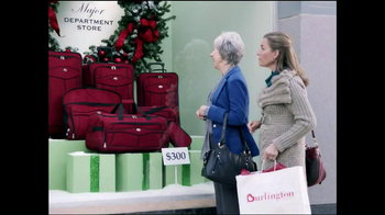 Burlington Coat Factory TV Spot, 'Window Shopping' - Thumbnail 1