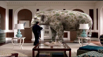 La-Z-Boy TV Spot, 'Elephant in the Room' - Thumbnail 1