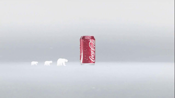 Coca-Cola Arctic Home TV Spot  - Thumbnail 1